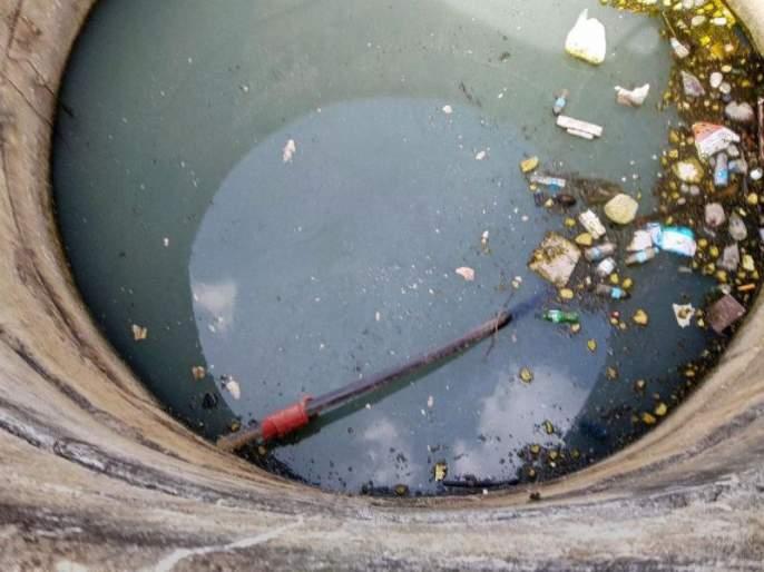 The body of a minor was found half-dead in a well | अल्पवयीन मुलाचा मृतदेह अर्धवटस्थितीत आढळला विहिरीत