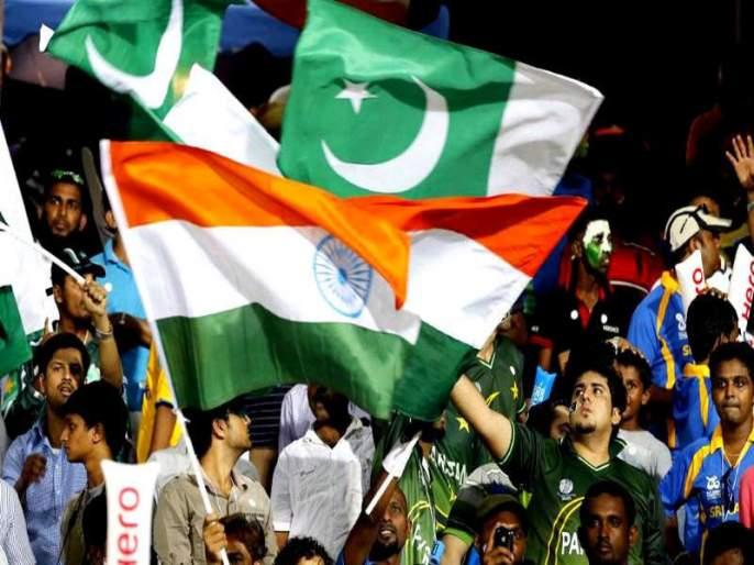 ICC World Cup 2019: Bad News ... rain will be in India-Pakistan match | ICC World Cup 2019 : बॅड न्यूज... भारत-पाकिस्तान सामन्यावरही पावसाचे सावट