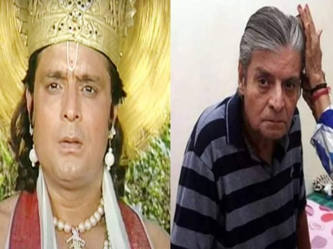 """Mahabharat Actor Satish Kaul, """"Struggling For Basic Needs"""", Asks For Help PSC   मला पैशांची गरज आहे, मी एकटा पडलोय, महाभारतातील इंद्राची चित्रपटसृष्टीकडे मदतीची याचना"""