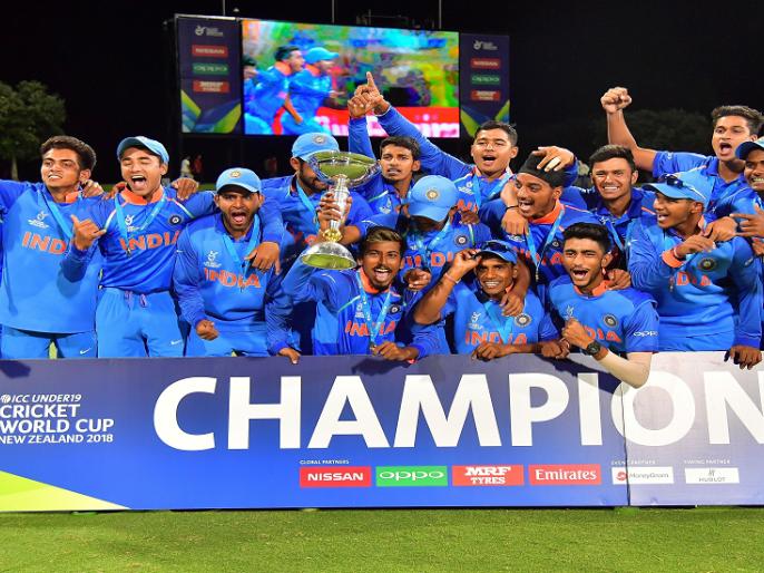 Indians should not be disappointed, the next World Cup is yours ... | भारतीयांनो निराश होऊ नका, पुढचा विश्वचषक तुमचाच...