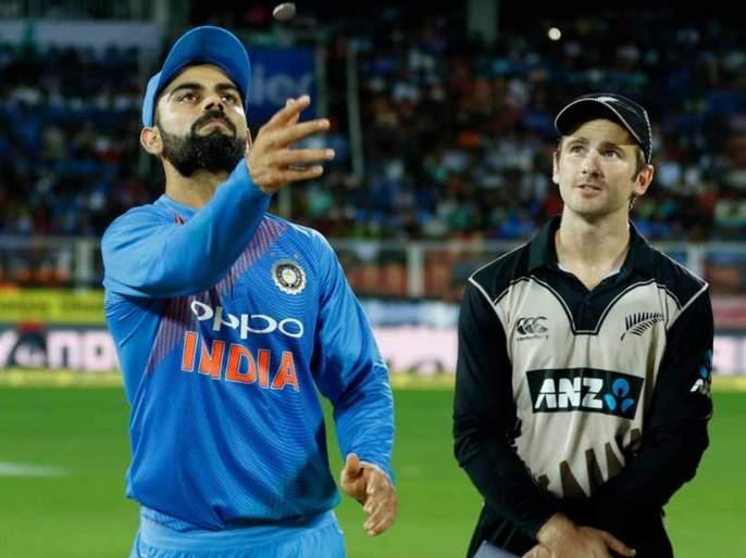 ICC World Cup 2019 : Rain could affect India vs New Zealand clash in Nottingham, claims report | ICC World Cup 2019 : ... तर भारत-न्यूझीलंड सामना होणार नाही, दोन्ही संघांना मिळतील समान गुण