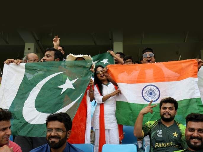 10PL-World Cup: India, Pakistan to clash yet again at Sharjah at 11 march svg | भारत-पाकिस्तान अन् शारजाहच नातं पुन्हा जुळणार; मार्चमध्ये क्रिकेटचा महामुकाबला होणार