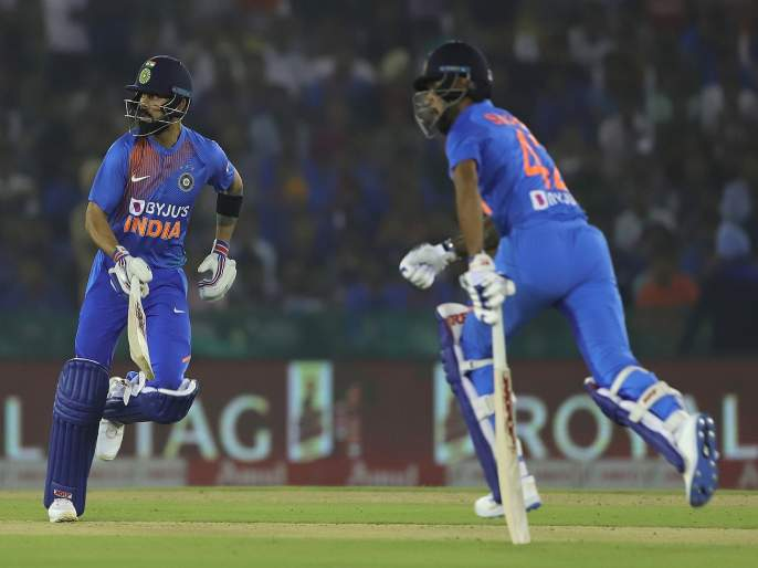 India vs South Africa, 3rd T20 : India finish their 20 overs at 134/9, South Africa bowlers have bowled magnificently | India vs South Africa, 3rd T20 : चुकीच्या फटक्यांनी घात केला, भारतानं कसाबसा समाधानकारक पल्ला गाठला