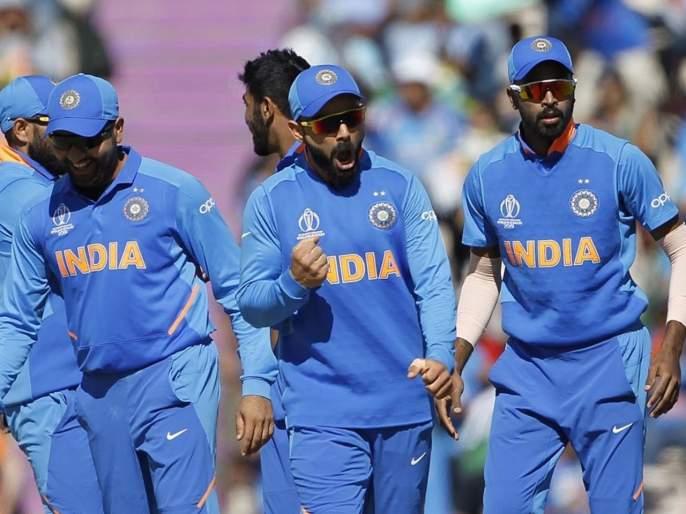 Breaking: England have fallen from the number one spot in the ICC men's ODI team rankings; India take their place | Breaking : इंग्लंडनं अव्वल स्थान गमावलं, कोहलीचा भारतीय संघ टॉप!