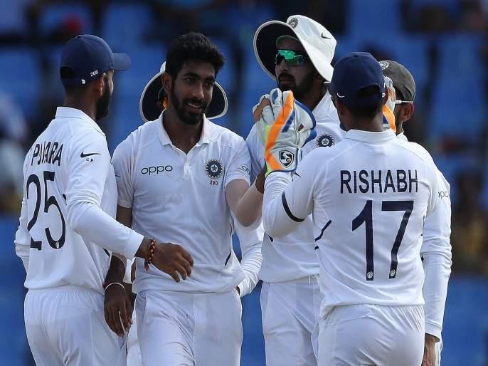 Team India on top ICC World Test Championship point table | ICC World Test Championship :'कसोटी वर्ल्ड कप'च्या गुणतालिकेत टीम इंडियाची भरारी; वाचा कोण कितव्या स्थानी