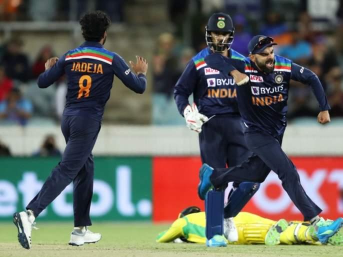 India vs Australia: India beat Australia by 13 runs in the third ODI; First Win In ICC Cricket World Cup Super League 2020-22   India vs Australia, 3rd ODI : टीम इंडियाला विजय मिळवण्यात यश; हार्दिक पांड्या-रवींद्र जडेजा यांनी लाज वाचवली