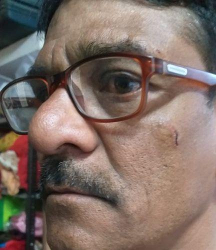 Traffic policeman beaten up in Nagpur | नागपुरात वाहतूक शाखेच्या पोलिसाला मारहाण
