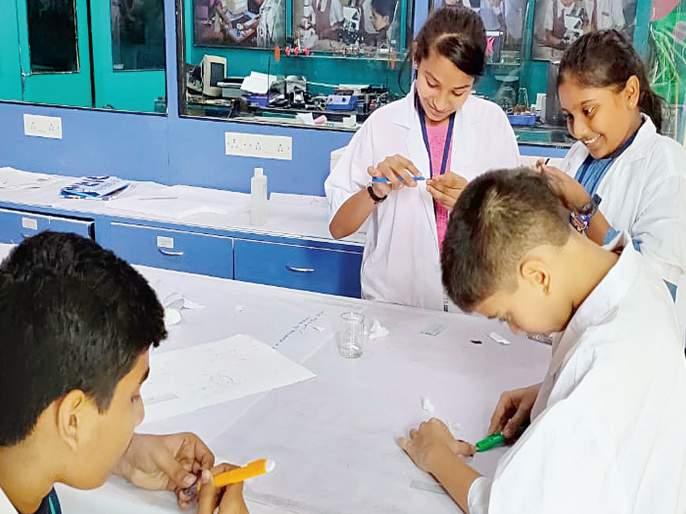 Innovation hub making child scientist in state | राज्यात उभी राहताहेत बालशास्त्रज्ञ घडवणारी 'इनोव्हेशन हब'