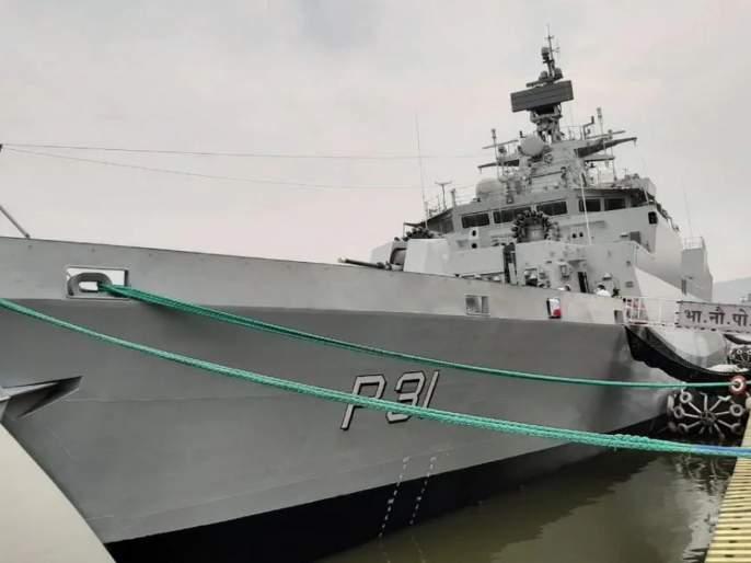India navy will get INS Kavaratti today; less with submarines killers power   नौदलाला मिळाली स्वदेशी शक्ती; INS Kavaratti विदेशी पाणबुड्यांना सळो की पळो करून सोडणार