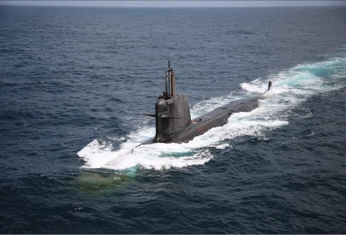 The latest 'Khanderi' will join the Navy on September 9 | अत्याधुनिक 'खांदेरी' २८ सप्टेंबरला नौदलाच्या ताफ्यात सामील होणार