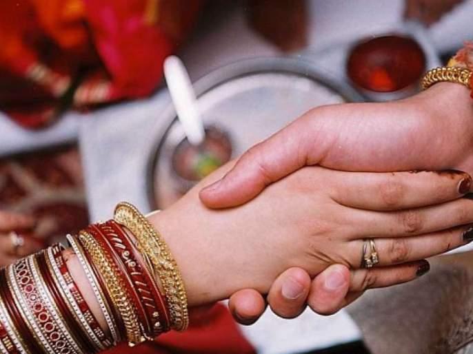 Inter-caste marriage beneficiary not get subsidy | आंतरजातीय विवाह लाभार्थी अनुदानाला ठेंगा