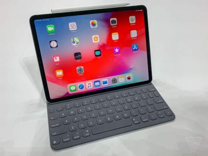Apple Event : Two slim ipad launches with dual SIM support | ड्युअल सिम सपोर्टसह लाँच झाले दोन स्लिम आयपॅड