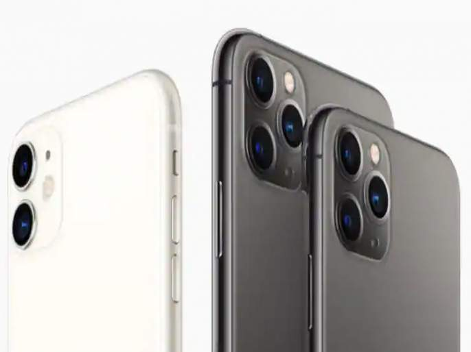 Apple announces iPhone 11 series know all features and price in india | iPhone 11: अॅपलकडून तीन नवे फोन लॉन्च; जाणून घ्या किती असणार किंमत