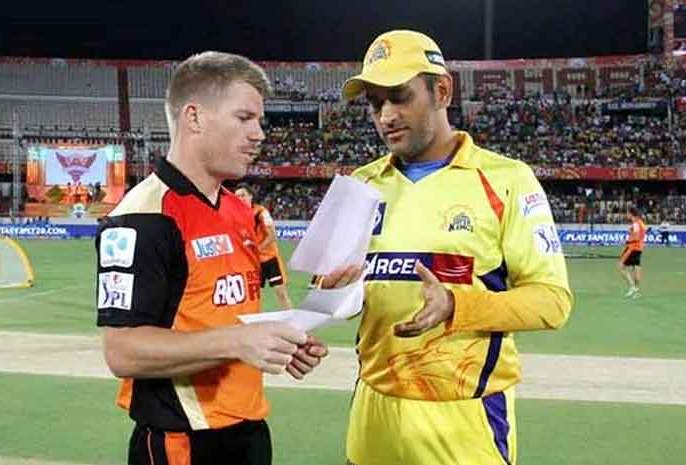 Chennai strong against Rayudu's return, fight against Hyderabad today   रायुडूच्या पुनरागमनामुळे चेन्नई मजबूत, हैदराबादविरुद्ध लढत आज