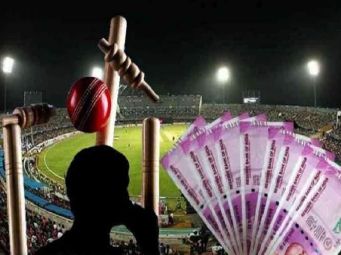Another IPL betting busted by police in Aurangabad   दहा बाय दहाच्या खोलीतून आयपीएलवर लाखोंचा सट्टा; औरंगाबादमध्ये आणखी एका सट्टयाचा पोलिसांनी केला पर्दाफाश