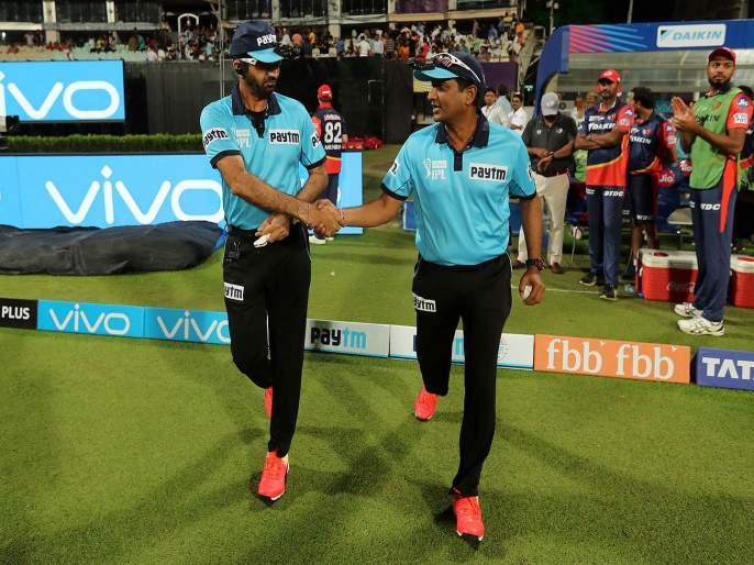 IPL 2019: BCCI reveals eye-popping salaries received by umpires and match referees | IPLनं पंचांनाही केलं मालामाल; आकडे पाहून तुमचेही डोळे विस्फारतील!