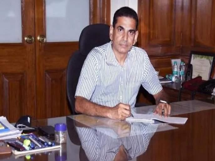"Municipal Commissioner Iqbal Singh Chahal honored with 'covid Crusaders 2020' award | पालिका आयुक्त इक्बाल सिंह चहल 'कोविड क्रुसेडर्स २०२०"" पुरस्काराने सन्मानित"