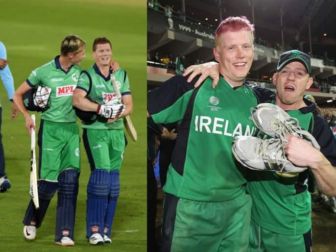 England vs Ireland 3rd ODI: Paul Stirling Stars As Ireland Repeat 2011 WC Heroics win; beat England by 7 wickets & 1 ball left   England vs Ireland 3rd ODI: आयर्लंडकडून 2011च्या वर्ल्ड कप मधील विजयाची पुनरावृत्ती; इंग्लंडला दिली मात