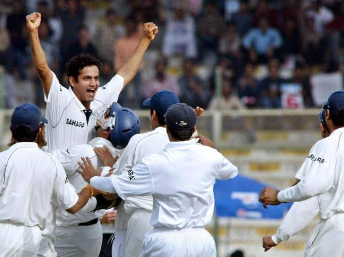 On This Day in 2006, Irfan Pathan became the first bowler to take a hat-trick in the opening over of a Test | On This Day : इरफान पठाणच्या 'या' विक्रमाने पाकिस्तानचे मोडले होते कंबरडे, पण...