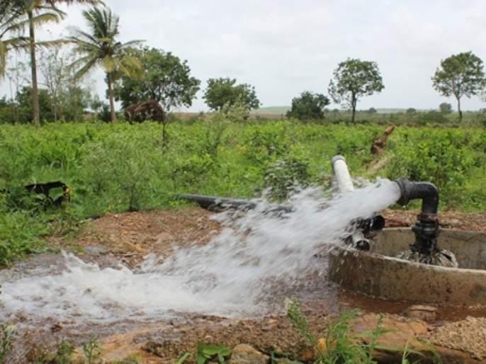 Extension to the irrigation wells in Amravati division | अमरावती विभागातील धडक सिंचन विहिरींना मुदतवाढ