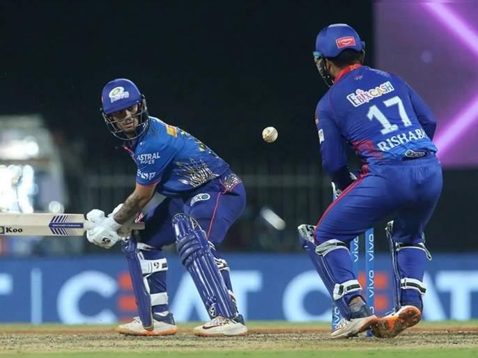 IPL 2021 MI vs DC Live T20 Score: Ishan Kishan of Mumbai Indians gets clean bowled by Amit Mishra yorker, Video | IPL 2021, MI vs DC T20 Live : अमित मिश्रानं भन्नाट यॉर्कर फेकला अन् इशान किशनचा विचित्र पद्धतीनं त्रिफळा उडाला, Video