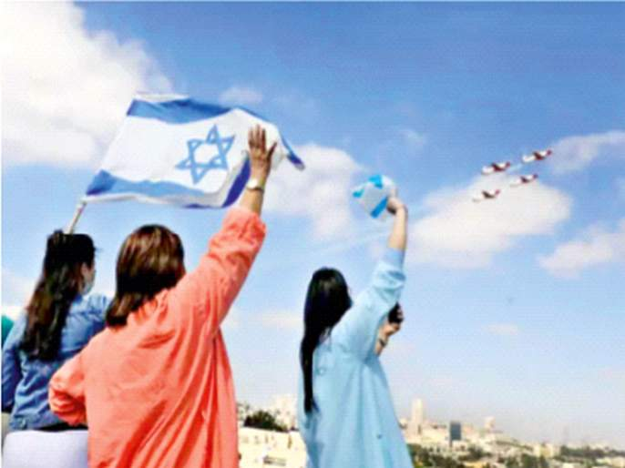 How did Israel gain control of the Corona? | इस्रायलने कोरोनावर नियंत्रण कसे मिळवले?