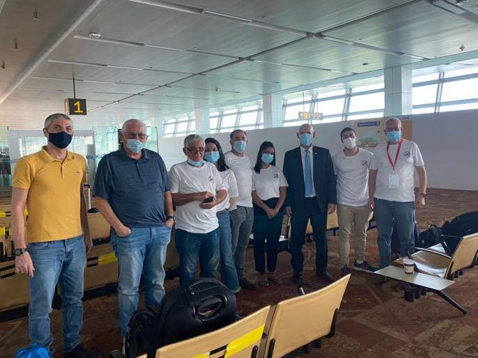 CoronaVirus News Israels Covid 19 research delegation to India returned home today | CoronaVirus News: इस्रायलचे शास्त्रज्ञ मायदेशी परतले; भारताचा मित्र लवकरच 'पॉझिटिव्ह' बातमी देणार?