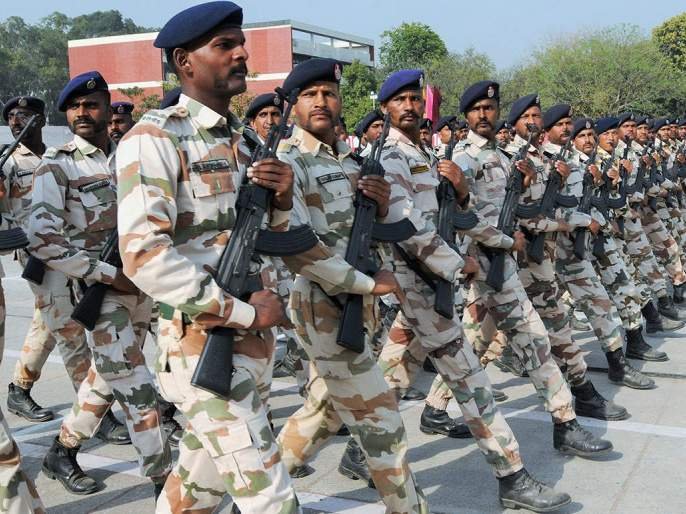 India's sharp response to China, equipped ITBP jawans with modern weapons | चीनला भारताचे चोख प्रत्युत्तर, आधुनिक शस्त्रांस्त्रांनी ITBP जवान सज्ज