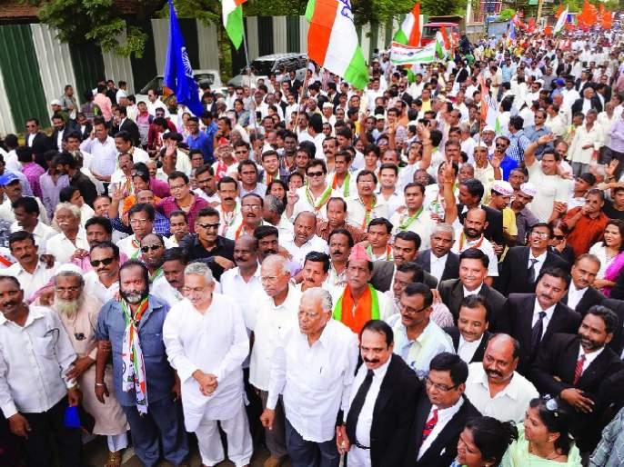 SambhajiRaje, why did people become belligerent? | संभाजीराजे, लोक भांडखोर का झाले?