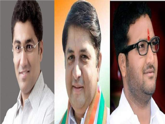BJP has 'entry' to vaibhav pitchads , 'no entry' for sangram jagtap and rahul jagtap   भाजपात पिचडांना 'एन्ट्री' तर जगतापांना 'नो एन्ट्री' ?