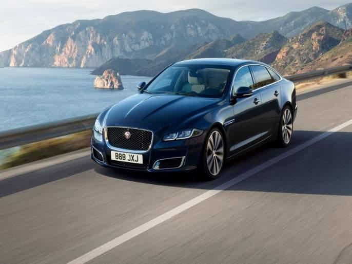 Jaguar launches XJ50 over five decades; Price of only 40 lakhs | जग्वारची पाच दशकांनी भारलेली XJ50 लाँच; किंमत फक्त 40 लाखांपासून