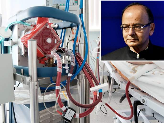 Arun Jaitley Health Updates: What exactly does the ECMO machine? | Arun Jaitley Health Updates: अरुण जेटलींना ज्या ECMO मशीनवर ठेवलंय, ते नेमकं काय काम करतं?