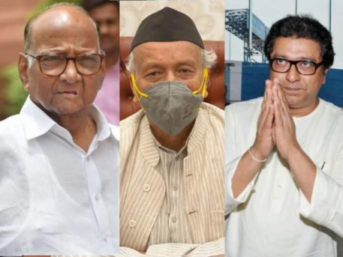 Shiv Sena leader Abdul Sattar has reacted to the meeting between MNS chief Raj Thackeray and the governor   ... म्हणून राज ठाकरेंना राज्यपालांनी शरद पवारांना भेटण्याचा सल्ला दिला; शिवसेनेनं डिवचलं
