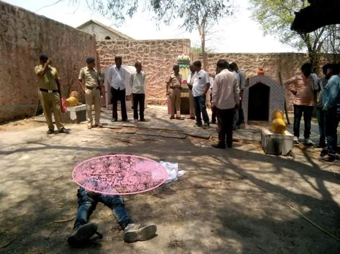 friend's murder in Jalna on money laundering | जालन्यात पैशाच्या वादातून मित्राची निर्घृण हत्या