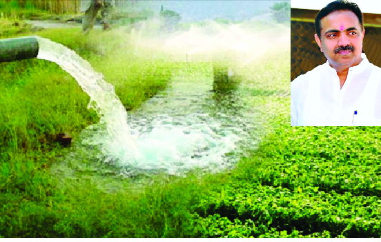 Jayantrao, 'Dry Pattern of Maharashtra'! | जयंतराव, 'महाराष्ट्राचा वाळवा पॅटर्न करा'!