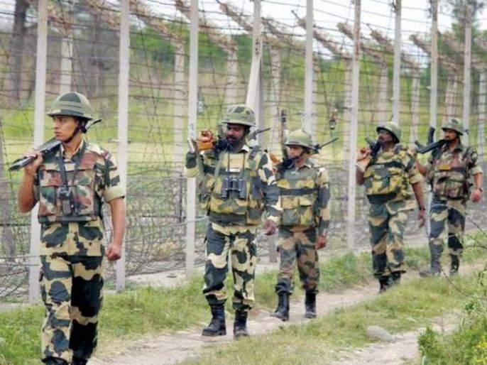 One Army jawan has lost his life in ceasefire violation by Pakistan in Poonch sector | Jammu and Kashmir : पाकिस्तानकडून शस्त्रसंधी उल्लंघन सुरुच, एक जवान शहीद