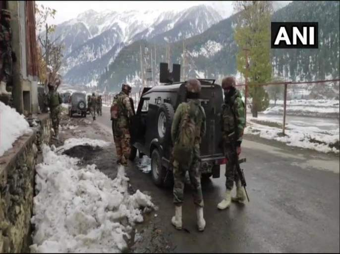 Jammu Kashmir Police Two terrorists killed in an encounter with security forces in Gund | Jammu And Kashmir : गांदरबल चकमकीत दोन दहशतवाद्यांचा खात्मा