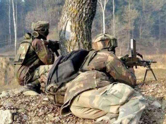 Two jawans including Major were killed in Pakistan attack | पाकिस्तानच्या हल्ल्यात मेजरसह दोन जवान शहीद