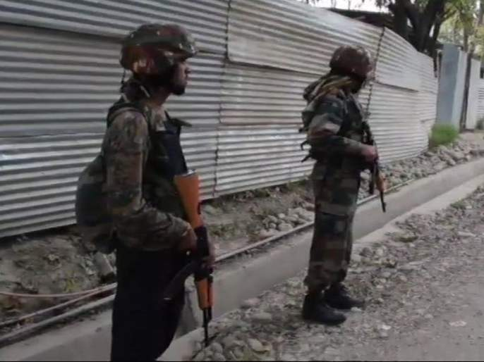 cordon and search operation by army crpf and police underways in pulwama district of jammu kashmir   Jammu Kashmir: पुलवामात सर्च ऑपरेशन सुरू; 20 गावांमध्ये दहशतवादी लपल्याची शक्यता