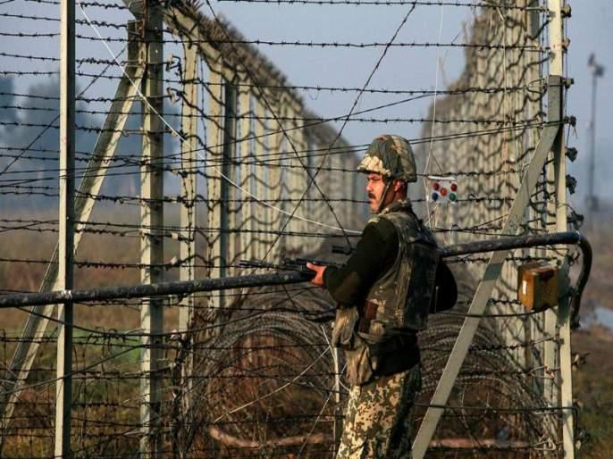 Pakistani shelling kills woman, a serious, sharp response from the Indian Army | पाकिस्तान च्या तोफमाऱ्यात महिला ठार, एक गंभीर, भारतीय लष्कराने दिले चोख प्रत्युत्तर