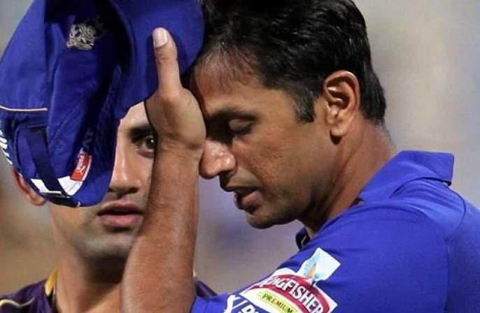 why BCCI sent notice to Rahul Dravid, whose relationship it was with ... | द्रविडला का पाठवली बीसीसीआयने नोटीस, कोणाबरोबरचे संबंध भोवले, जाणून घ्या..