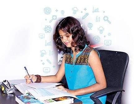 The story about Janhavi who learn at home | घरीच शिकलेल्या जान्हवीची गोष्ट