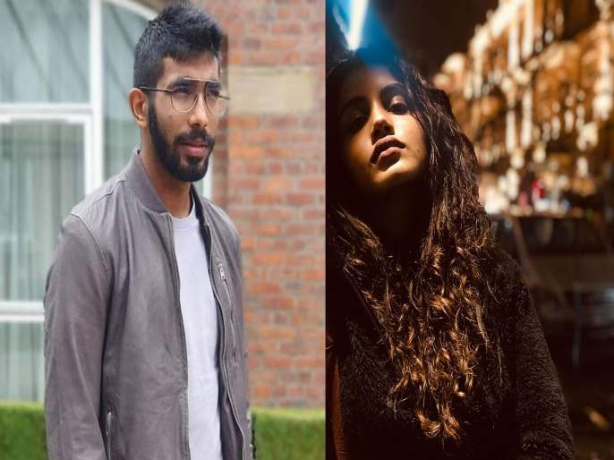 "Fans Have Identified Jasprit Bumrah's ""GF"" And Now They Are Asking Questions On Twitter | अखेर जसप्रीत बुमराहची 'गर्लफ्रेंड' कोण आहे ते कळलं; सोशल मीडियावर चर्चांना उधाण"