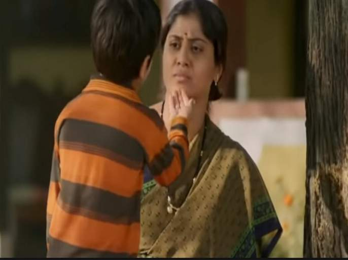 Saregamapa contestant jayas Kumar is singer of jau de na va song from naal marathi movie | नाळ चित्रपटातील जाऊ दे न व गाणे गायले आहे या चिमुकल्याने