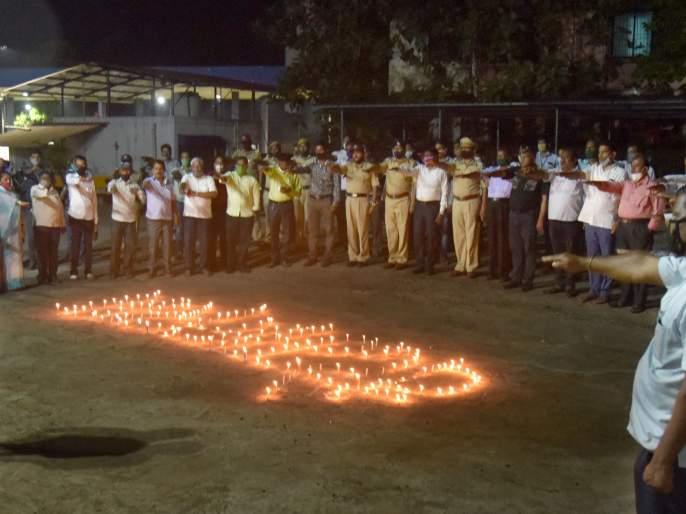 People of Kankavali pay homage to martyrs of 26/11! | कणकवलीवासीयांनी २६/११ तील शहिदांना वाहिली आदरांजली !