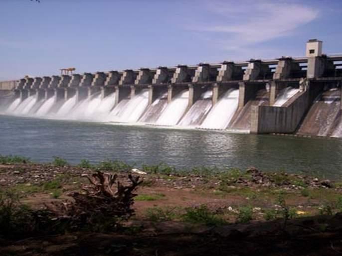 Re-erosion from the Jaikwadi dam to the Godawari; 16 Doors open by 6 inches | जायकवाडी धरणातून गोदापात्रात पुन्हा विसर्ग; १६ दरवाजे ६ इंचाने उघडले