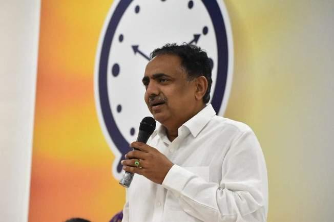Jayant Patil's reaction to ED's action against Shiv Sena leader Pratap Saranaik; Said .... | प्रताप सरनाईक यांच्यावरील ईडीच्या कारवाईवर जयंत पाटलांनी दिली 'मोठी' प्रतिक्रिया ;म्हणाले...