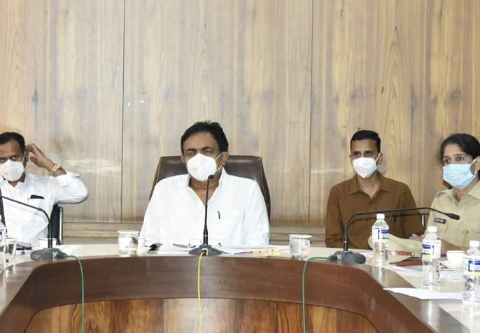 Strictly check the treatment of corona patients: Jayant Patil | कोरोना रूग्णांवरील उपचाराची कडकपणे तपासणी करा:जयंत पाटील