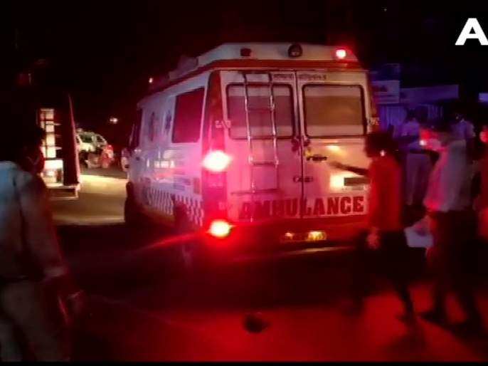 Big accident! Massive fire at Covid Hospital in Vasai; 12 patient dead | Virar Covid hospital Fire: मोठी दुर्घटना! विरारच्या कोविड रुग्णालयात भीषण आग; 13 रुग्णांचा होरपळून मृत्यू