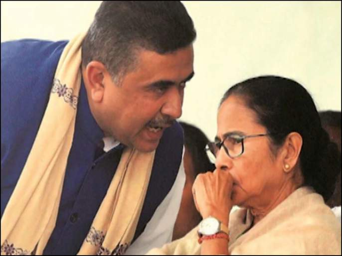 Mamata Banerjee's damage control; Shubhendu Adhikari will remain in Trinamool | ममतांचा डॅमेज कंट्रोल; नाराज शुभेंदू अधिकारी तृणमूलमध्येच राहणार